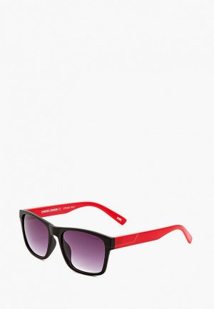 Очки солнцезащитные MR. Цвет: черный