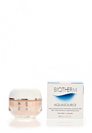 Aquasource Biotherm renovation крем для сухой кожи 50 мл