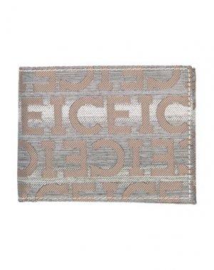 Бумажник ICE ICEBERG. Цвет: хаки