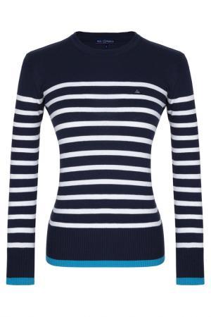 Пуловер Paul Parker. Цвет: navy, white