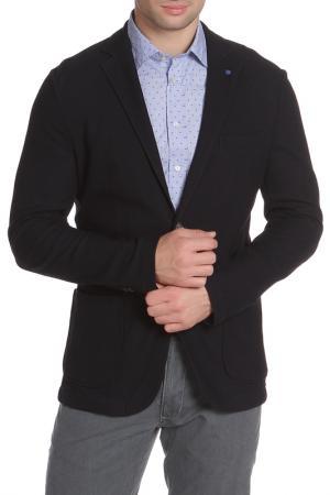 Пиджак SEVENTY. Цвет: синий