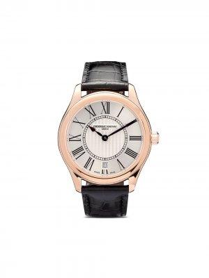 Наручные часы Classic Quartz Ladies 36 мм Frédérique Constant. Цвет: белый