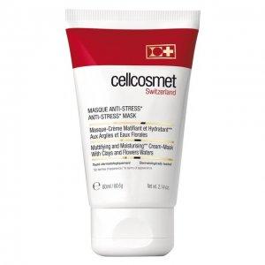 Крем-маска антистресс Cellcosmet&Cellmen. Цвет: бесцветный