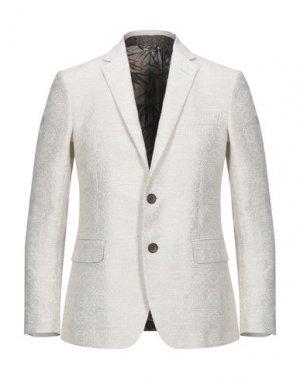 Пиджак ETRO. Цвет: слоновая кость