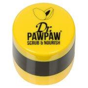 Скраб и бальзам для губ Dr. PAWPAW Scrub & Nourish