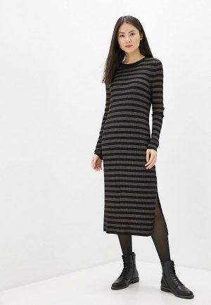 Платье Banana Republic. Цвет: черный