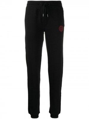 Спортивные брюки с кулиской A.F.Vandevorst. Цвет: черный