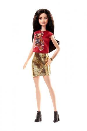 Барби Модница Мишка Тедди Barbie. Цвет: мультицвет, красный