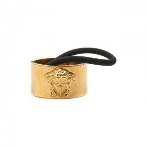 Резинка для волос Versace. Цвет: золотой