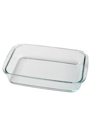 Форма для микроволновки 2,5 л Bekker. Цвет: прозрачный