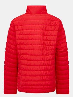 Двусторонняя куртка Basler. Цвет: krasnyy