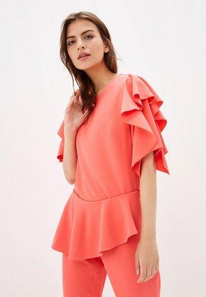 Блуза Lolita Shonidi. Цвет: розовый