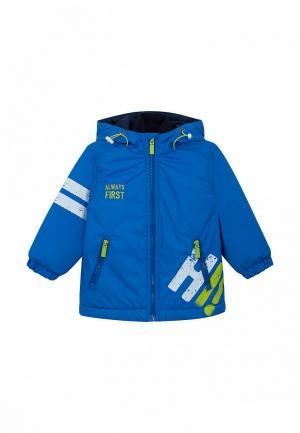 Куртка утепленная Bell Bimbo. Цвет: синий
