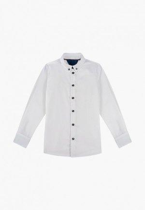 Рубашка Junior Republic. Цвет: белый