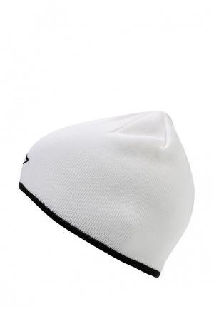 Шапка Umbro TRAINING BEANIE. Цвет: белый