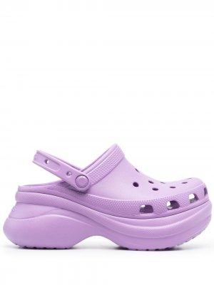 Туфли Orchid Crocs. Цвет: фиолетовый