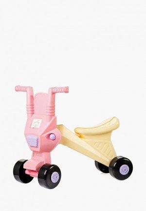 Велосипед Огонек. Цвет: разноцветный