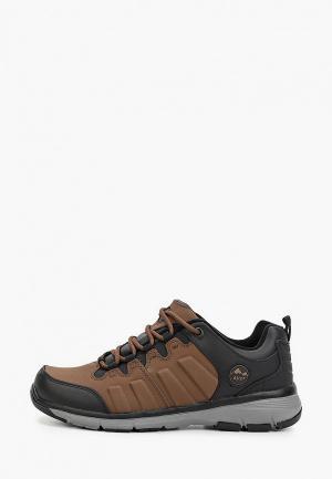 Кроссовки Ascot TRAIL. Цвет: коричневый