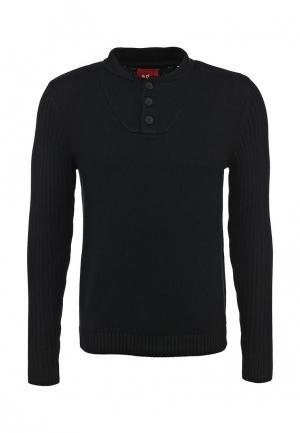 Джемпер EDC by Esprit. Цвет: черный
