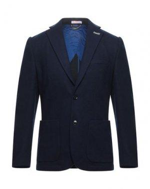Пиджак SUN 68. Цвет: темно-синий