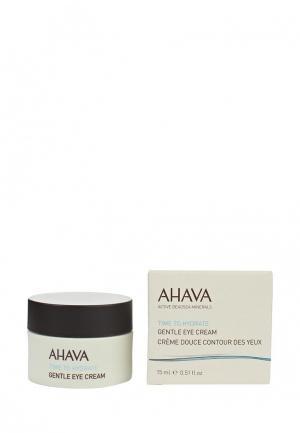 Крем для кожи вокруг глаз Ahava Time To Hydrate Нежный 15 мл. Цвет: прозрачный