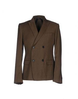 Пиджак N° 21. Цвет: зеленый-милитари