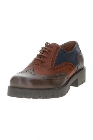 Ботинки Dali. Цвет: серый