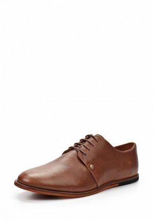 Туфли Frank Wright FR621AMJM439. Цвет: коричневый