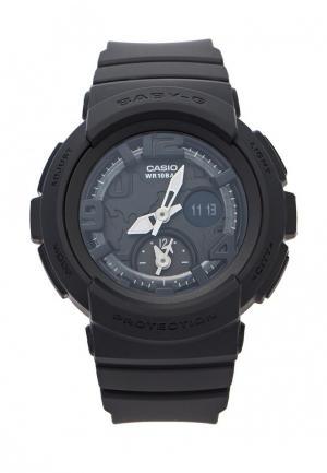 Часы Casio Baby-G BGA-190BC-1B. Цвет: черный