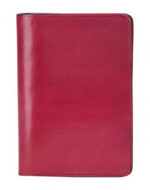 Чехол для документов IL BUSSETTO. Цвет: пурпурный