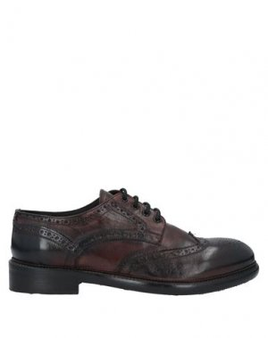 Обувь на шнурках JP/DAVID. Цвет: какао