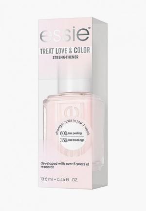 Лак для ногтей Essie Treat&Love, ухаживающий и укрепляющий, 03, Sheer, 13.5 мл. Цвет: прозрачный