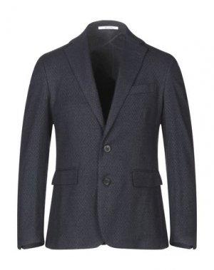 Пиджак AGLINI. Цвет: темно-синий