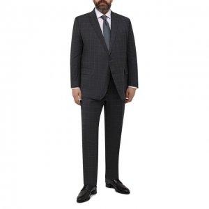 Шерстяной костюм Windsor. Цвет: серый
