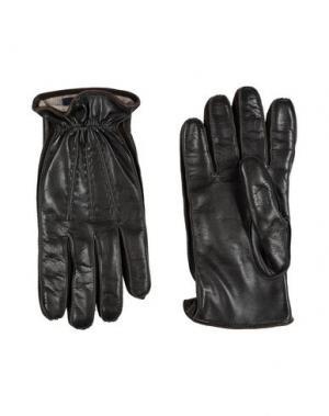 Перчатки SCABAL®. Цвет: темно-коричневый