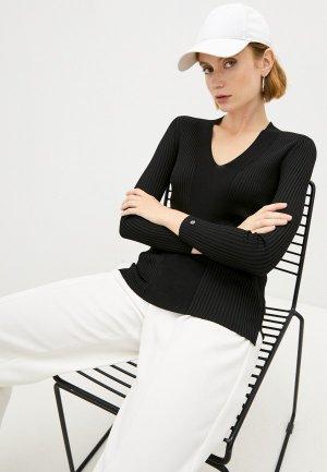 Пуловер Calvin Klein ICONS. Цвет: черный