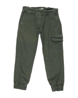 Повседневные брюки AMERICAN OUTFITTERS. Цвет: зеленый-милитари