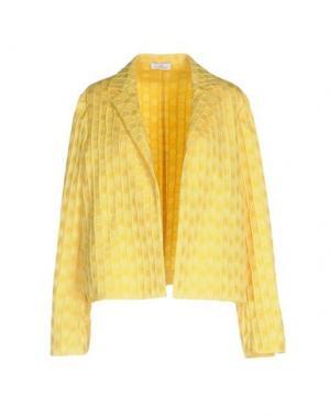 Пиджак BRIO. Цвет: желтый