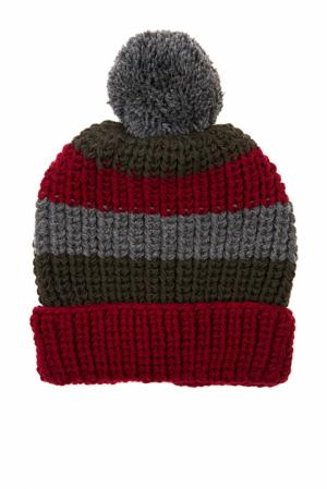 Шерстяная шапка 7II. Цвет: multicolor
