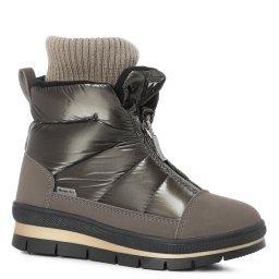 Ботинки 14054R серо-коричневый JOG DOG