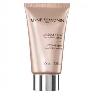 Восстанавливающая крем-маска для лица Anne Semonin. Цвет: бесцветный