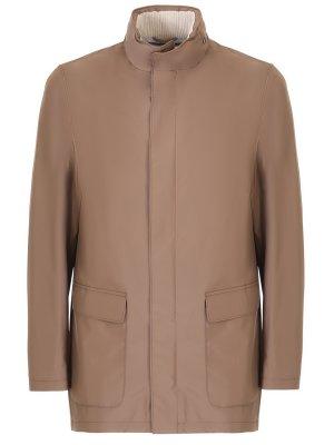 Куртка однотонная LORO PIANA