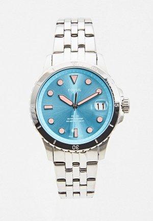 Часы Fossil ES4742. Цвет: серебряный