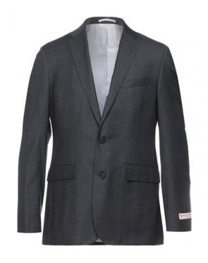Пиджак BROOKS BROTHERS. Цвет: свинцово-серый