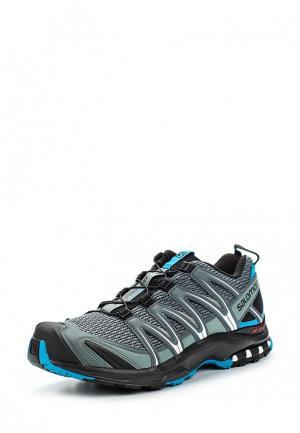 Кроссовки Salomon XA PRO 3D. Цвет: серый