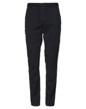 Повседневные брюки ELEVEN PARIS. Цвет: темно-синий