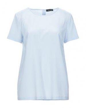 Блузка ANNECLAIRE. Цвет: небесно-голубой