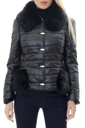 Куртка RADEKS. Цвет: черный