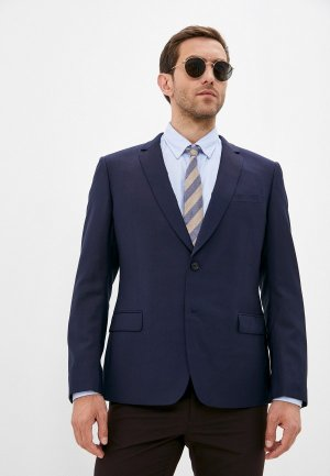 Пиджак De Fursac. Цвет: синий