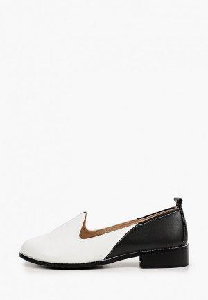 Туфли Balex с увеличенной полнотой. Цвет: разноцветный